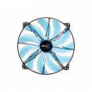 Ventilator Aerocool Silent Master Blue LED 200 mm