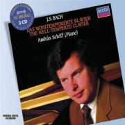 J.S. Bach - Well- Tempered Klavier (0028947803911) (4 CD)