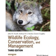 Wildlife Ecology, Conservation, and Management by John M. Fryxell