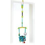 Bright Starts Bounce 'N Spring Deluxe Door Jumper Blue