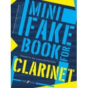 Mini Fake Book for Clarinet by Sally Adams
