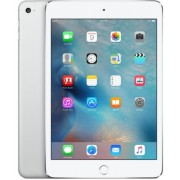 "Tableta Apple iPad Mini 4, Procesor Dual-Core 1.5GHz, Retina Display LED 7.9"", 2GB RAM, 128GB Flash, 8MP, Wi-Fi, iOS (Argintiu) + Cartela SIM Orange PrePay, 6 euro credit, 4 GB internet 4G, 2,000 minute nationale si internationale fix sau SMS nationale di"