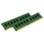 Kingston - KVR16LN11K2/16 - 16384 MB - DDR3 - 1600 MHz - 1.35 V - Non-ECC CL11 DIMM (Kit of 2) low voltage - Nou