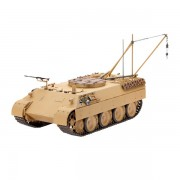 Macheta vehicul blindat bergepanther (sd.kfz. 179)
