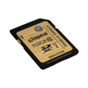 Card Kingston SDXC Ultimate 512GB Clasa 10 UHS-I U1