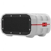 Braven BRV-1 Portable Waterproof Bluetooth Speaker (Grey/Red)