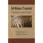 Self-Reliance, Translated by Adam Khan