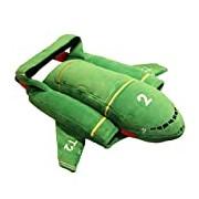 High Resolution Design Thunderbirds Are Go - Thunderbird 2 & 4 Plush Toy