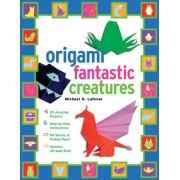 Origami Fantastic Creatures Kit [With 48-Page Book and 98 Sheets of Folding Paper]