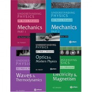 Understanding Physics Series (Set of 5 Books) dc pandey (Arihant)