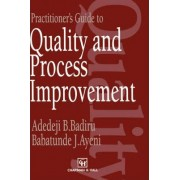 Practitioner's Guide to Quality and Process Improvement by Adedeji Bodunde Badiru