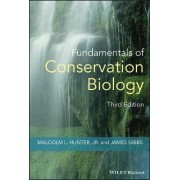Fundamentals of Conservation Biology by Malcolm L. Hunter
