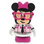Disney Parks Exclusive Theme Park Favorites Vinylmation : 3 Nerd Minnie Mouse