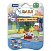 Manny Et Ses Outils - Jeu Pour Console Éducative V.Smile Motion (Vtech Vsmile)