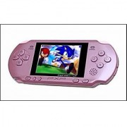 hand video game gaming console with catridge slott pocket boy tv out function