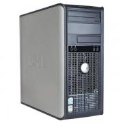 Calculator DELL GX520, Tower, Intel Celeron D, 2.66 GHz, 2 GB DDR2, 80GB SATA, DVD-RW