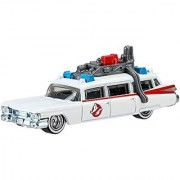 Hot Wheels Retro Entertainment Ghostbusters Ecto 1 Die-Cast Vehicle