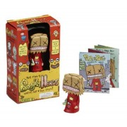 Gus Finks Gold Paperbag Boogily Heads Series 2 Bobble Head Art Toy Limited Edition