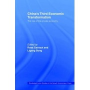 China's Third Economic Transformation by Ross Garnaut