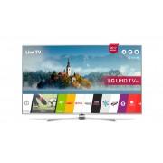 Televizor LED Smart LG 49UJ701V, 123 cm, 4K UHD, Argintiu