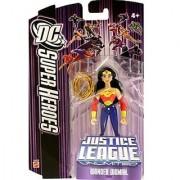 JUSTICE LEAGUE UNLIMITED WONDER WOMAN w/ GOLD LARIAT MOC