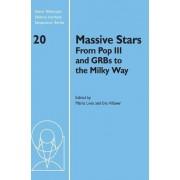 Massive Stars by Mario Livio