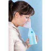 Inhalator cu baza moale si articulatie
