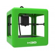 M3D Micro 3D Printer, Zelená, 1,75mm, 113x109mm
