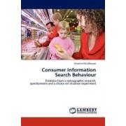 Consumer Information Search Behaviour by Krisztina Rita D Rnyei