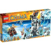 LEGO Legends of Chima Set #70147 Sir Fangar's Ice Fortress
