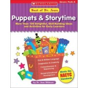 Best of Dr Jean: Puppets & Storytime by Jean Feldman
