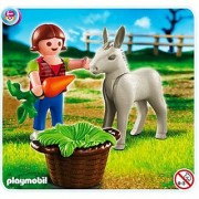 Playmobil 4740 Special Child with Donkey Foal