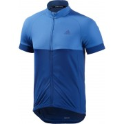 adidas Response Team SS Jersey Men bright royal/collegiate royal S Velotrikots kurz sportiv