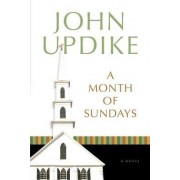 A Month of Sundays by Professor John Updike