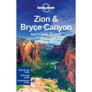 Lonely Planet Zion & Bryce Canyon National Parks, Paperback