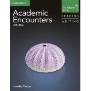 Academic Encounters Level 1 Student's Book Reading and Writing and Writing Skills Interactive Pack by Jennifer Wharton
