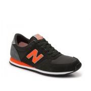 New Balance 420 Retro Sneaker - Mens BlackGreyOrange