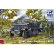Bronco 1:35 Sd.Kfz.6 Mittlerer Zugkraftwagen 5t BN9b Pioneer Version Kit CB35041