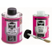 PVC ragasztó Henkel Tangit PVC-U ecsettel 0,5 kg
