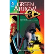Green Arrow Volume 2: Here There Be Dragons TP by Mike Grell