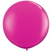 "Balon latex Jumbo 39"" (1 m) Fuchsia, Amscan 991427,1 buc"