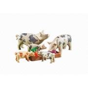 Playmobil 6355. Familia de Cerdos