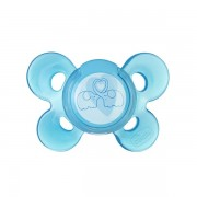 Chicco Chupeta Physio Comfort 4M+ Azul - Borracha