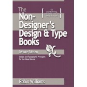 The Non-Designer's Design and Type Book by Robin Williams