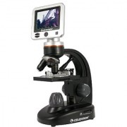 Celestron 44341 LCD Digital Microscope II (Black)