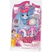 Figurine Disney 3.8 Cm - Iepurasul Albei Ca Zapada Si Sconcsul Lui Rapunzel