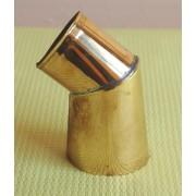 Curva connessione tromba per grammofono