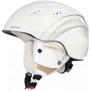 ALPINA GRAP 2.0 Skihelm in weiß, Größe: 57-61