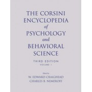 The Corsini Encyclopedia of Psychology and Behavioral Science, Volume 1 by W. Edward Craighead