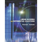 Linear Algebra and Differential Equations by Gary L. Peterson